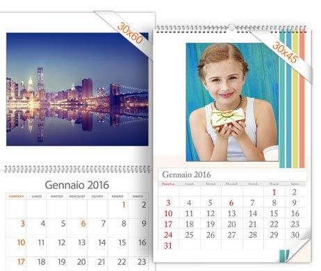 stampa foto calendario 13 fogli - Daniele Panareo fotografo Lecce