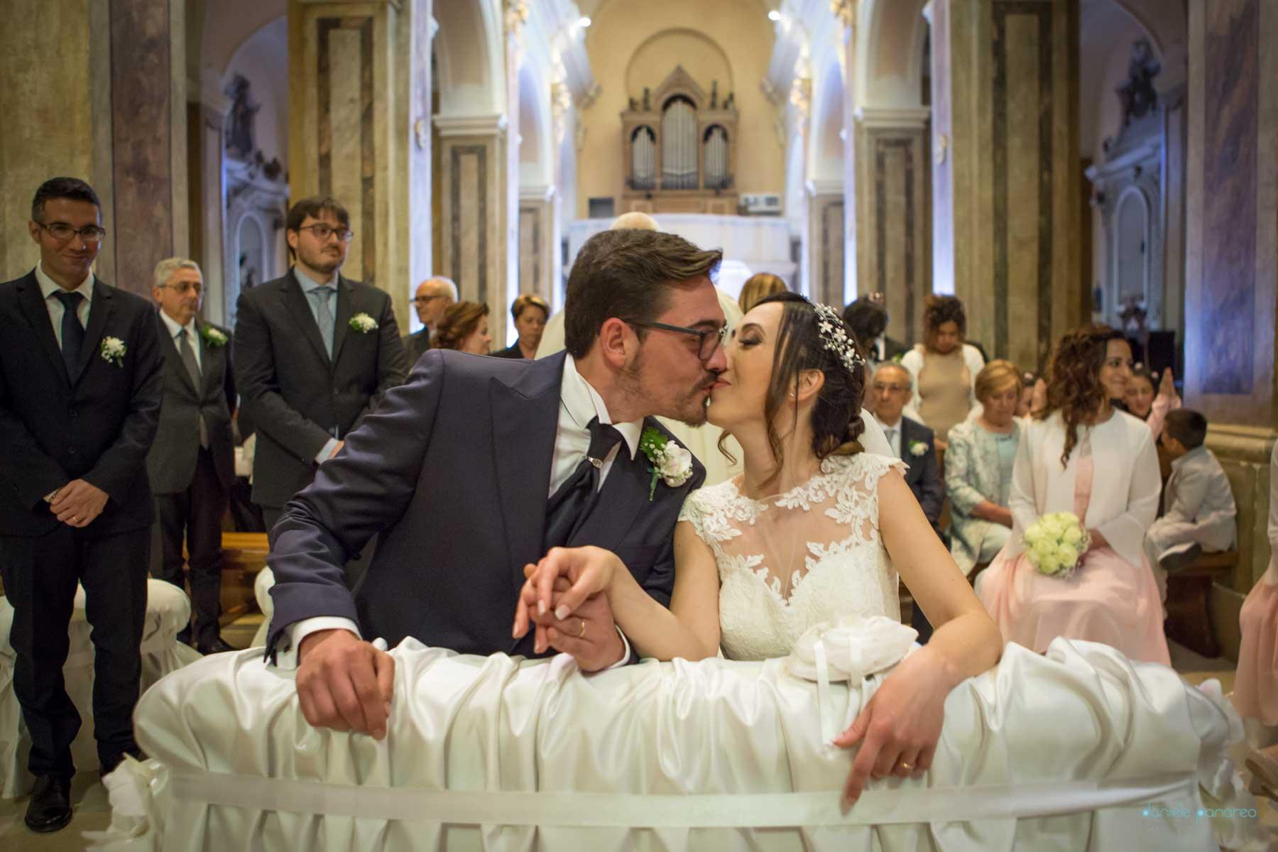Sposarsi in chiesea di dDaniele Panareo fotografo Lecce